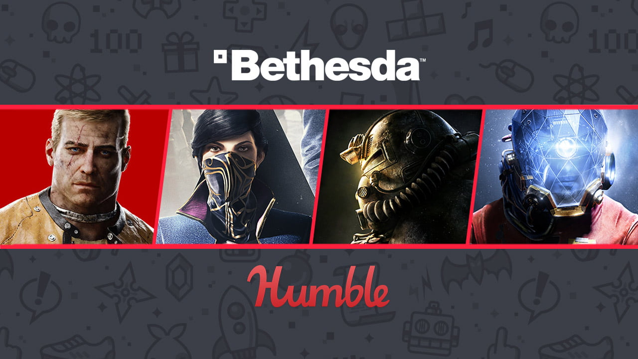 Save up to 67% in the Bethesda Publisher Sale