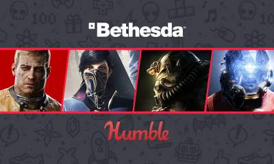 Bethesda Humble Store Sale