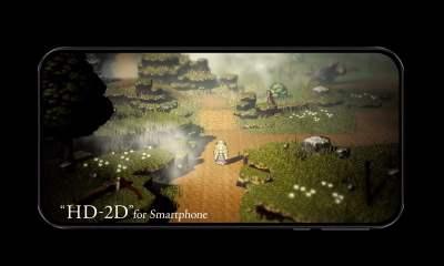 Octopath Traveler - mobile prequel
