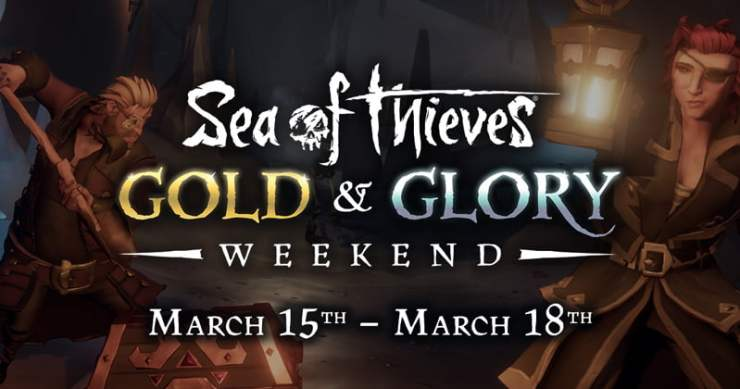 Sea of Thieves - Gold and Glory