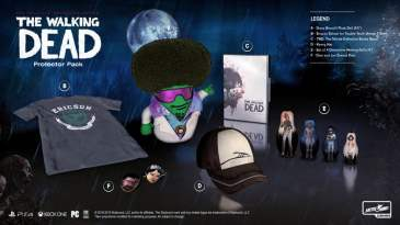 The Walking Dead: The Telltale Definitive Series - Protector Pack