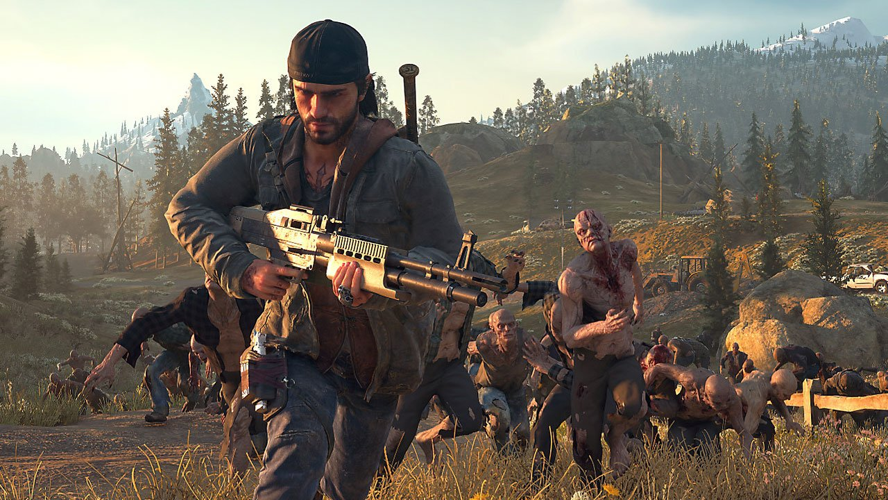 Prep for Days Gone with the official soundtrack and two new videos