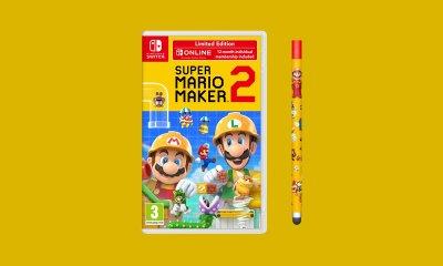 Super Mario Maker 2 bundle