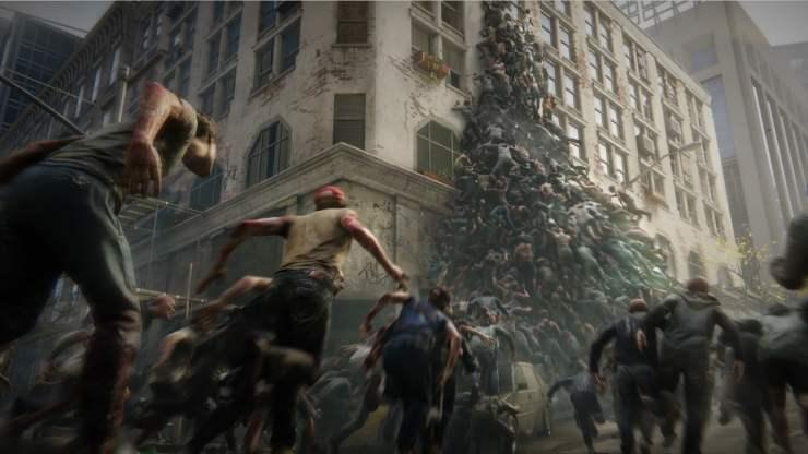 world war z zombie tower