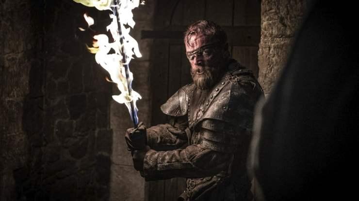 Berric Dondarrion Season 8