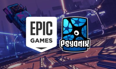 Epic Games buys Rocket League maker Psyonx