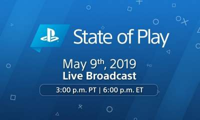 watch Playstation State of Play May 2019