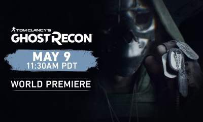 watch Ubisoft Ghost Recon world premiere