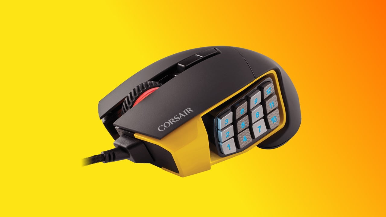 Grab discounts on gaming peripherals and more in the Corsair summer sale