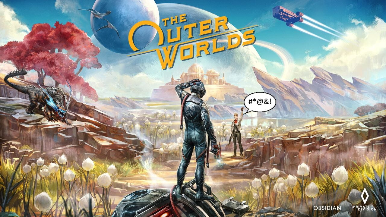 The Outer Worlds developer: 'We are an M-rated game'