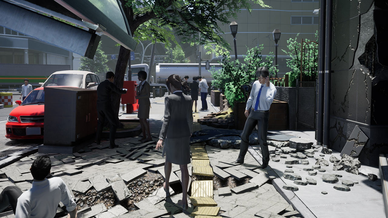 Disaster Report 4 confirmed for release on PS4, PC and Switch
