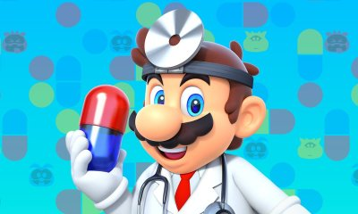 Dr. Mario World - Nintendo
