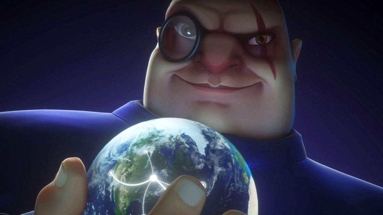 Go behind the scenes on the making of Evil Genius 2