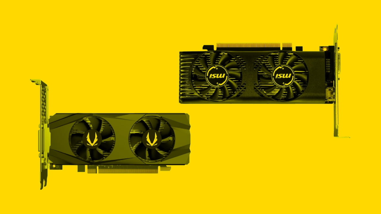 Low-profile GTX 1650 graphics cards are imminent