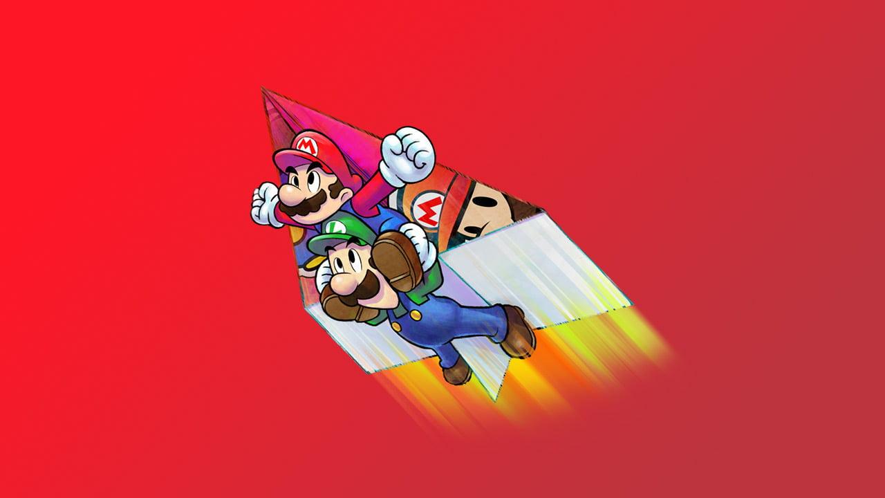 Mario and Luigi star in the latest crop of My Nintendo rewards