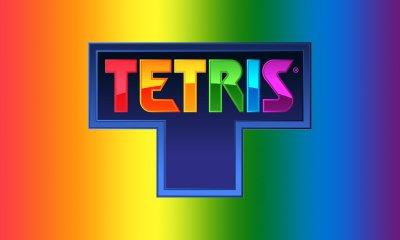 New Tetris Logo