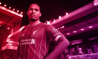 FIFA 20 - Cover athlete - Virgil Van Dijk