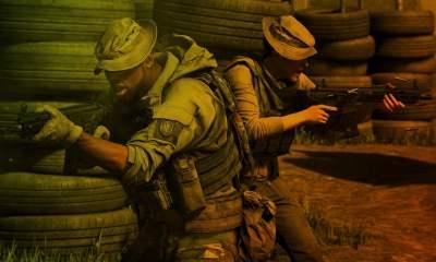 Modern Warfare open alpha