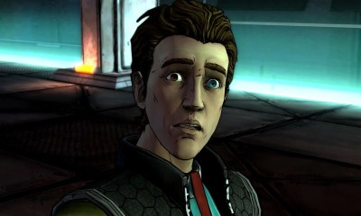 Surprised Rhys Telltale Games