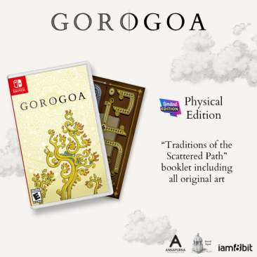 Gorogoa - Nintendo Switch Limited Edition