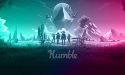 Humble Sci-Fi Week Sale