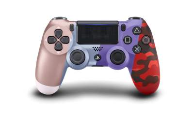 new dualshock 4 colours