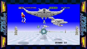 Sega Ages - Space Harrier