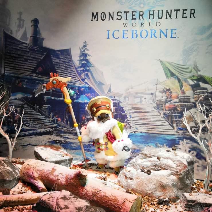 Iceborne Palico E3 2019