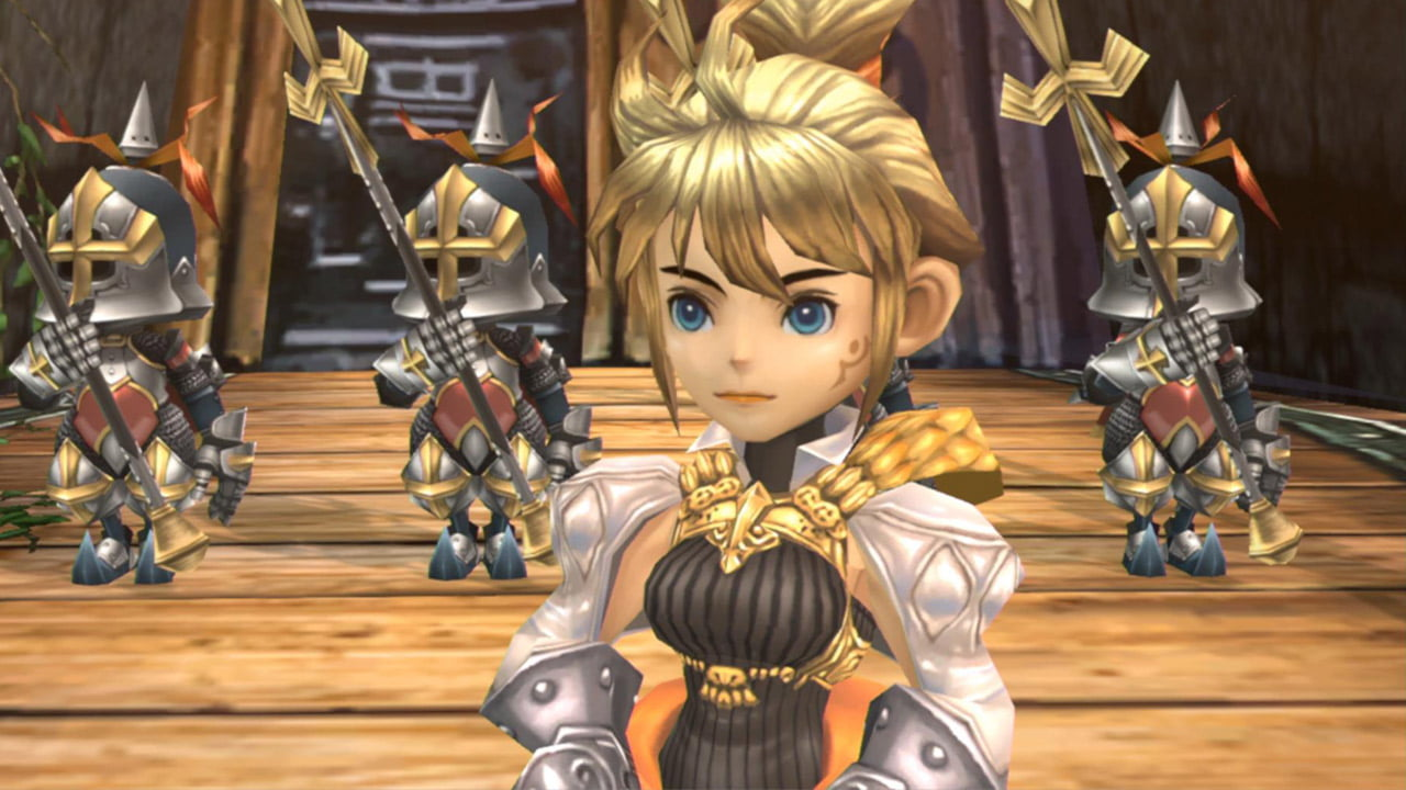 Check out these delicious Final Fantasy Crystal Chronicles screens from TGS