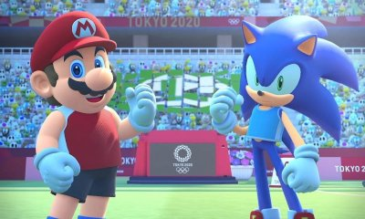 Mario & Sonic at the Olympic Games Tokyo 2020 demo