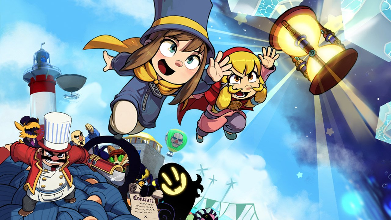 A Hat in Time – Nintendo Switch review