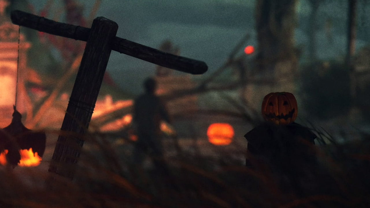 The Hitman 2 Halloween update adds a new contract and pumpkins