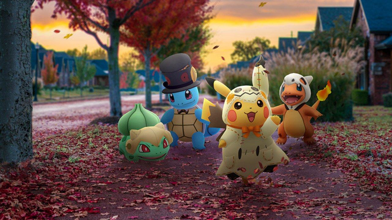 The Pokémon Go Halloween event starts this week - Thumbsticks