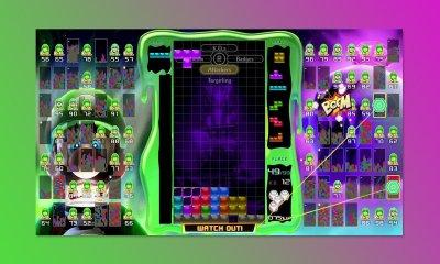Tetris 99 - Luigi's Mansion 3 event