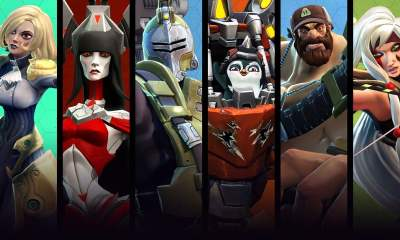 Battleborn shutting down