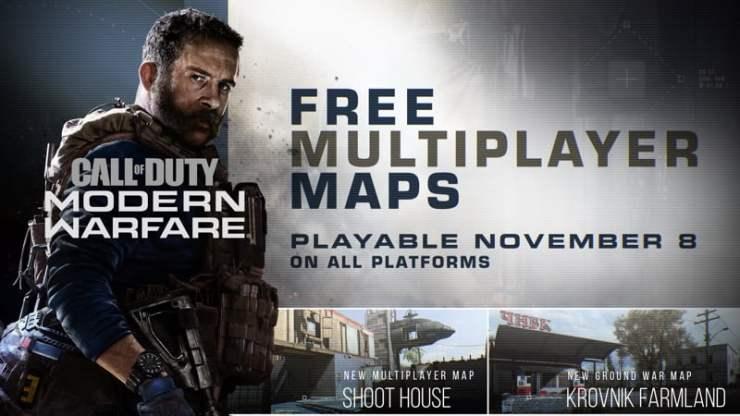 Call of Duty: Modern Warfare Maps 2019