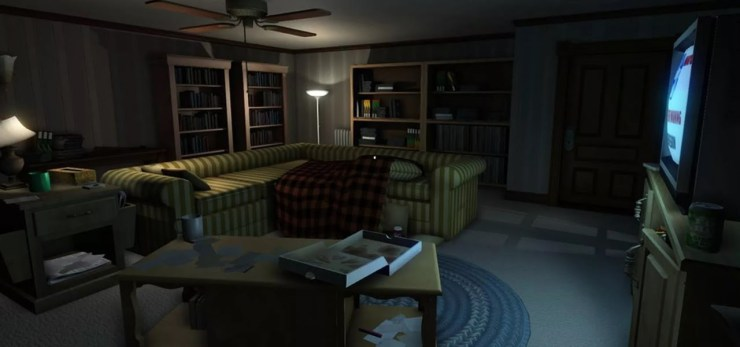 games of the decade Gone Home