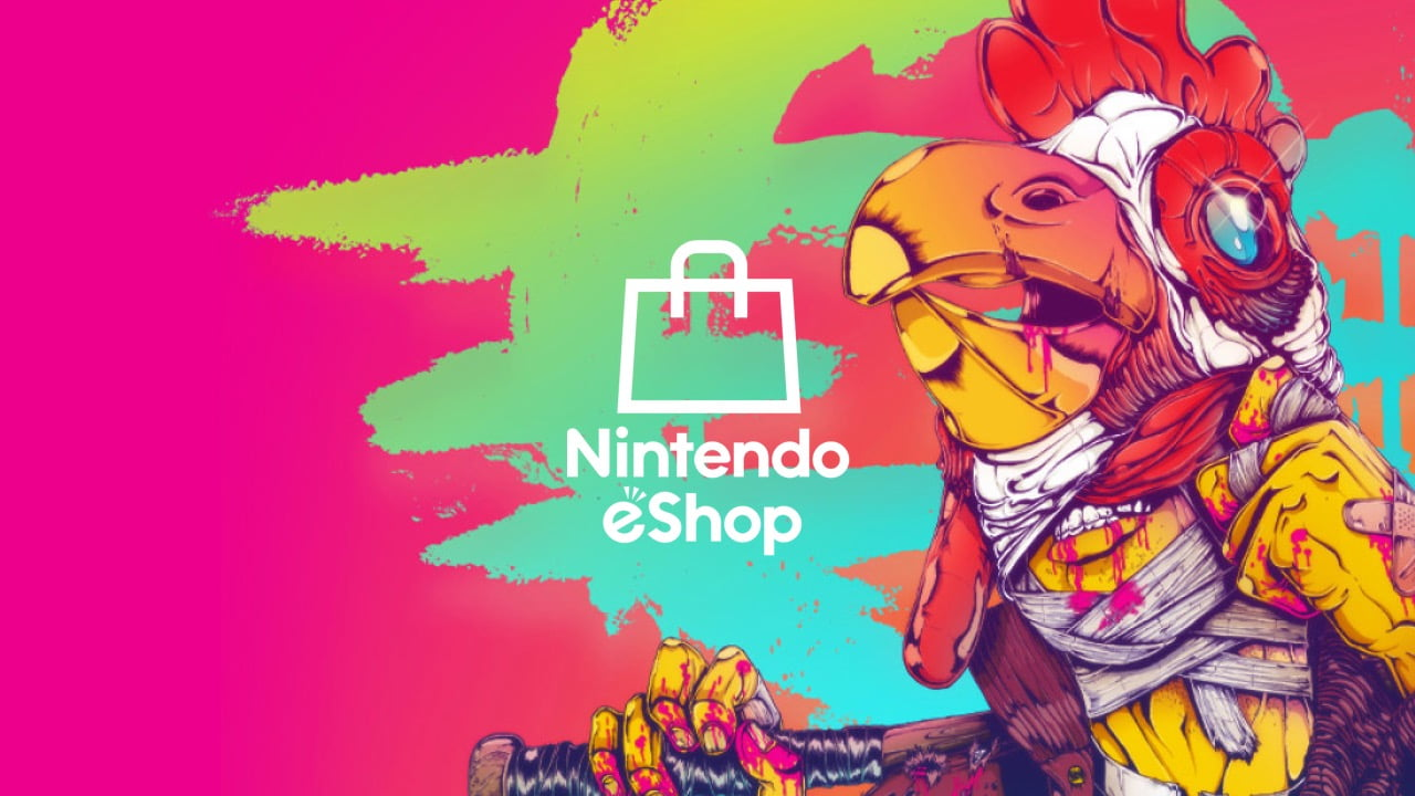 Save up to 50% on Nintendo Switch games from Devolver Digital