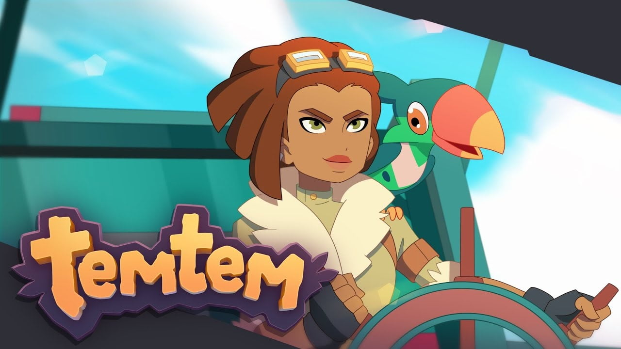 Temtem's launch trailer leans hard into its influences