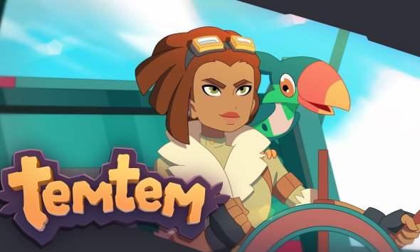 Temtem launch trailer