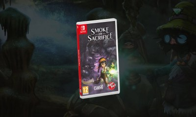 Smoke and Sacrifice - Nintendo Switch physical release