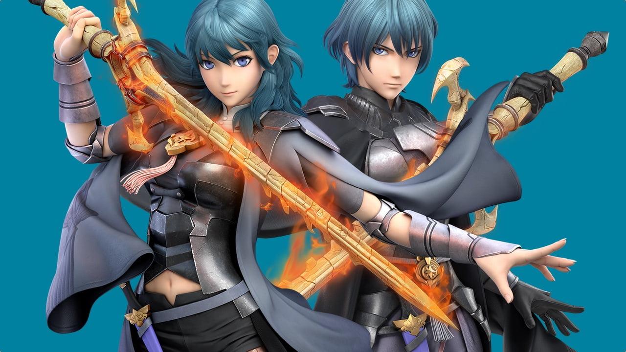 Fire Emblem's Byleth is the next Super Smash Bros. fighter