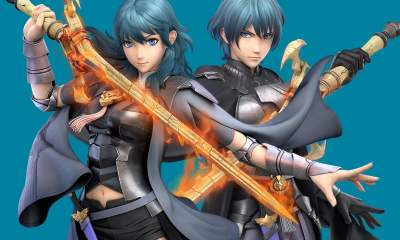 Byleth Super Smash Bros. Ultimate
