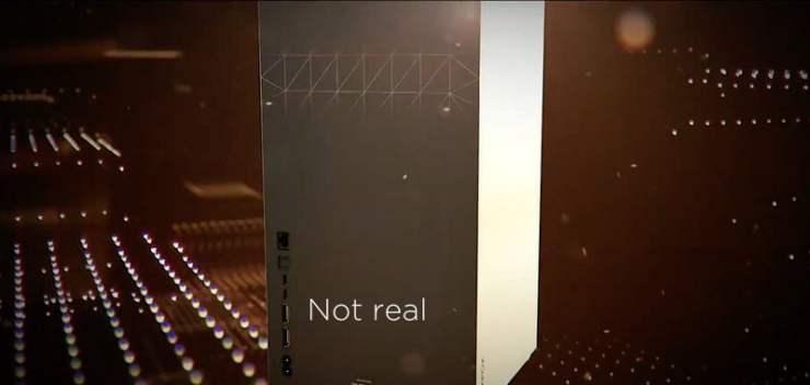 Xbox Series X HDMI ports