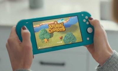 Nintendo Switch My Way Animal Crossing New Horizons