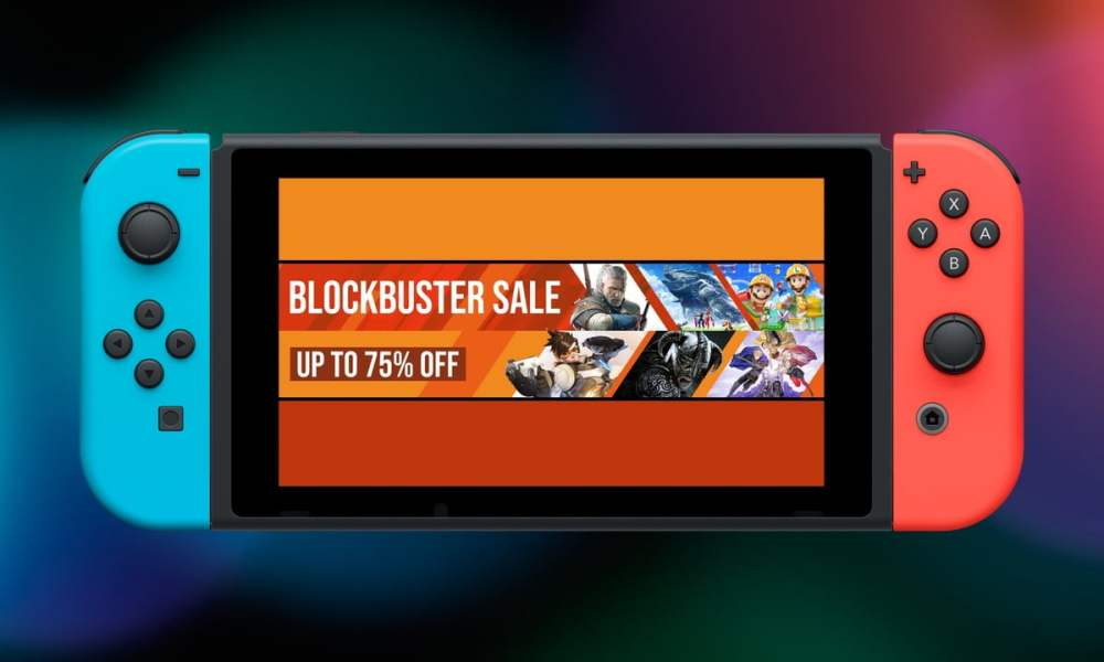 Last chance to save in the Nintendo eShop Blockbuster Sale