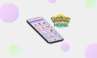 Pokémon Home art