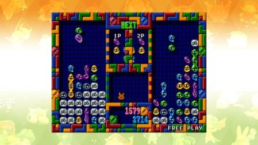 Puyo Puyo 2 Sega Ages Screenshot