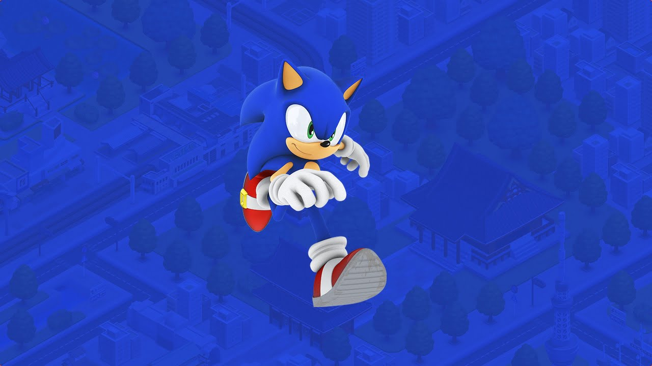 Sonic (but not Mario) at the Olympic Games is coming to mobile
