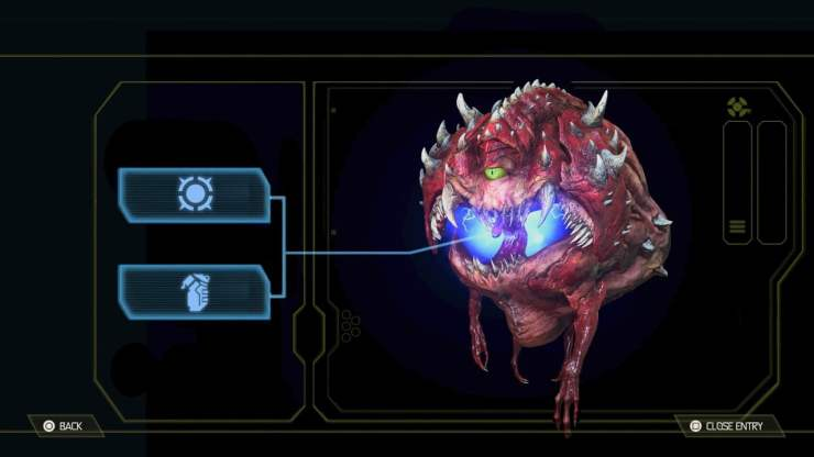 Doom Eternal Cacodemon demon weakness